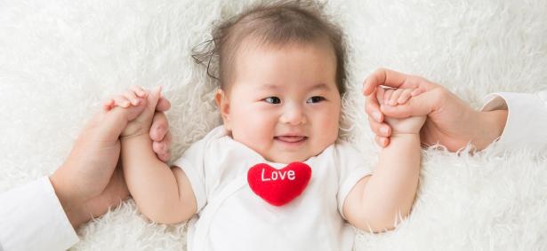 赤ちゃんタレントのイメージ画像