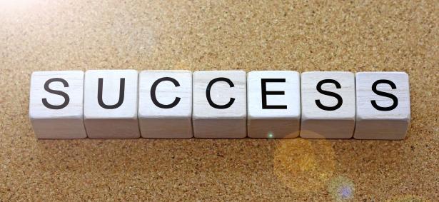 成功をイメージした画像